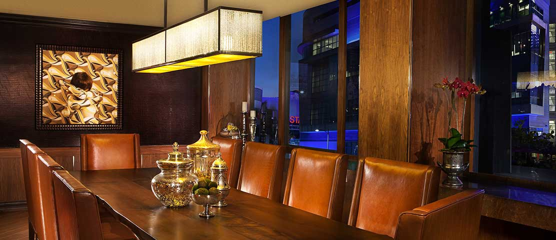 Luxe City Center Meeting and events Boardroom