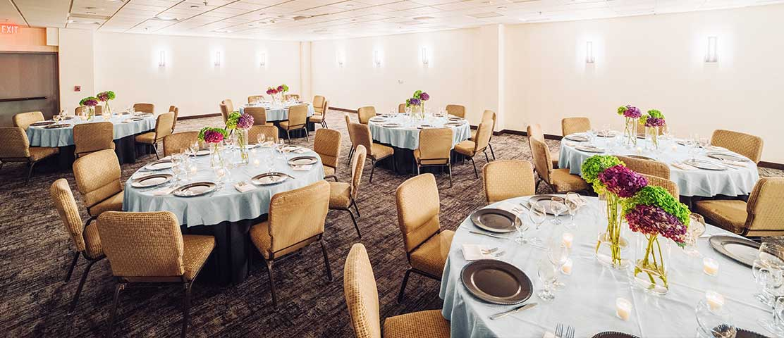 Luxe City Center Meeting and events banquet hall