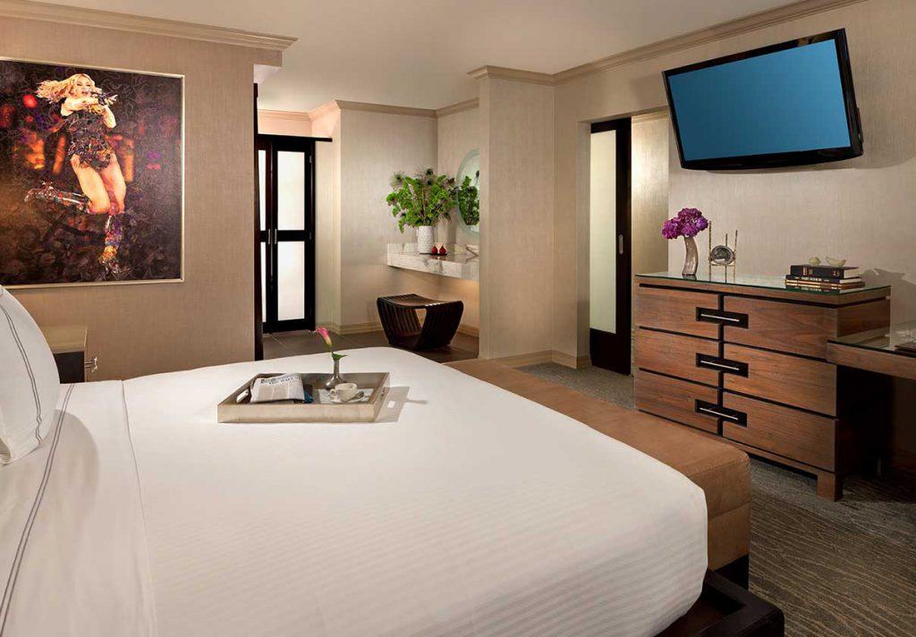 Luxe City Center Executive Room