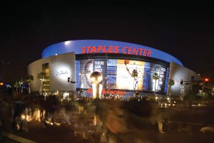 E-Central Hotel nearby attraction Staples Center