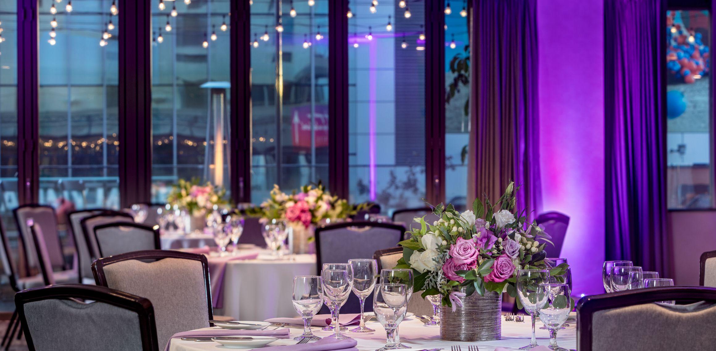 Wedding at E-Central Hotel