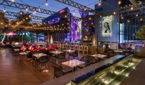 Nixo Patio Lounge Across from LA Live