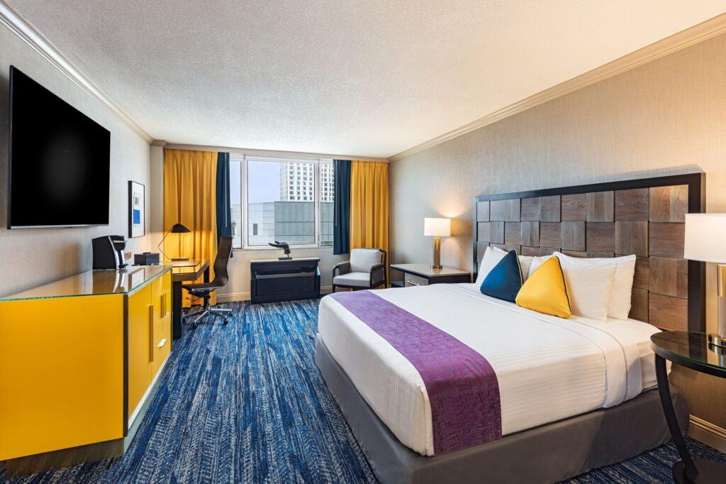 E-Central Hotel Standard Room