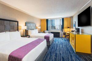 E-Central Hotel Standard Queen Room